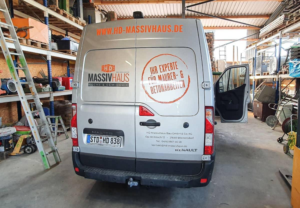 HD Massivhaus - Renault Master